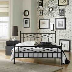 Twin Platform Bed ($159)