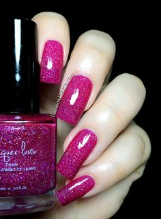 Lacquer Lust Pinky Up