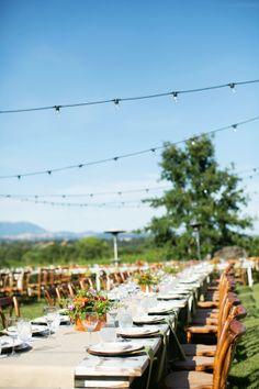 Wine Country California Wedding