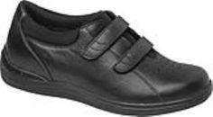 148c6c20ca0  155 Drew Shoes Womens LOTUS 11W Wide Black Oxfords Orthotic Diabetic  Comfort  Drew  Oxfords