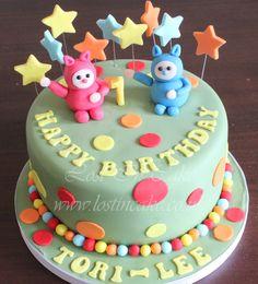 Billy Bam Bam Themed Cake