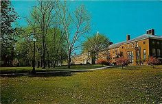 Ny-geneseo State College - Campus - New York C1960s Postcard ...