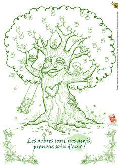 arbre ami