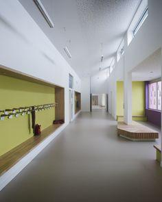Groupe scolaire Marcel Lejosne à Richebourg - Agence MAES