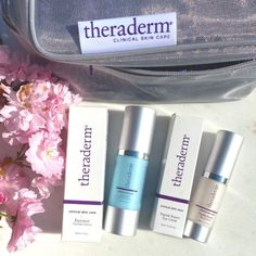 Theraderm Helps Moms Look Refreshed and Well Rested! - Mommies with Cents Under Eye Wrinkles, Under Eye Puffiness, Homemade Beauty Tips, Homemade Facials, Under Eye Lines, Reduce Pimple Redness, Skin Care Clinic, Anti Aging Facial, Puffy Eyes