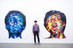 2014 Solo exhibition,YAVUZ Gallery,Singapore on Behance