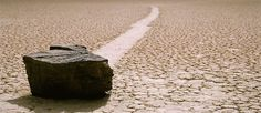 Death Valley and the Mystery of the Racetrack Playa Sailing Stones Finally Solved Napoleon Hill, Sailing Stones, Destinations, Destination Voyage, Garden Stones, Death Valley, Natural World, Mind Blown, Affiliate Marketing