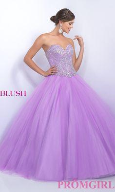 8131e703121 Style  BL-Q151 Front Image Quinceanera Dresses Blush