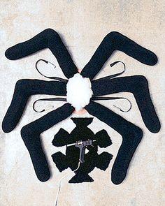como hacer un traje de halloween de araña para niño - Buscar con Google