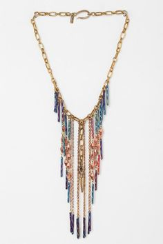 Vanessa Mooney Masquerade Statement Necklace #urbanoutfitters