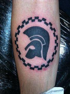 Trojan Records Fellow Morales check this ! Skinhead Men, Skinhead Reggae, Music Tattoos, Body Art Tattoos, Cool Tattoos, Skinhead Tattoos, Mod Scooter, Doc Martens, Picture Tattoos