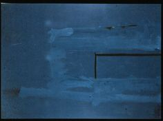 Robert Motherwell: The Blue Painting, Lesson - 1973