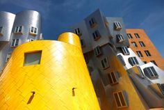 Ray and Maria Stata Center, Architect: Frank Gehry, Location: Cambridge, MA Completion Date: 2004.