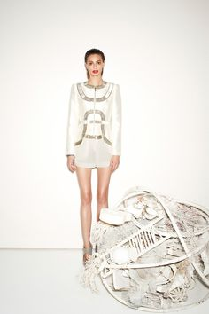 Sass & Bide Resort 2014 Collection Slideshow on Style.com