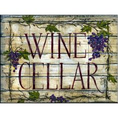 *Wine Cellar - Tile Mural Tile Murals, Wall Tiles, Mural Wall, Tile Projects, Craft Projects, Wine Signs, Wine Decor, Wine Art, Wall Decor Stickers