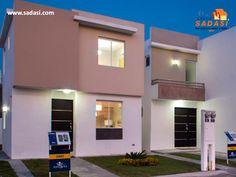 #sadasi LAS MEJORES CASAS DE MÉXICO. El hermoso modelo de vivienda EBRO, lo podrá adquirir en nuestro desarrollo Valle La Rioja. Consta de 2 niveles, sala, comedor, cocina, 2 recámaras, 1 baño y medio, balcón, pasillo de servicio, patio y espacio para dos autos. En Grupo Sadasi, le invitamos a comprar su casa en nuestros desarrollos de Nuevo León, donde encontrará un nuevo estilo de vida. irvargas@sadasi.com