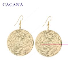 Lovely 1 paire Charme Femmes Oreille Crochet Fashion Jewelry Gift Dangle Earrings