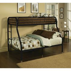 Tritan Twin Over Bunk Bed