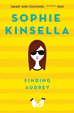 Finding Audrey by Sophie Kinsella (UK Paperback Redesign)