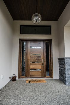 Interesting options to find out more about Modern Entrance Door, Modern Front Door, Modern Entryway, Entry Doors, Grand Entrance, Front Entry, Front Doors, Wooden Main Door Design, Front Door Design