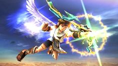Kid Icarus Uprising on the 3DS reminds me why I play games. A joy