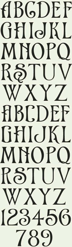 Letterhead Fonts / LHF Chapman / Victorian Fonts by Sabine Pangritz Creative Lettering, Lettering Styles, Hand Lettering, Greek Lettering, Gothic Lettering, Calligraphy Letters, Typography Letters, Typography Design, Font Alphabet
