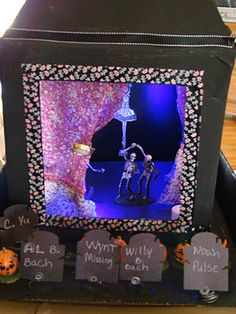 Bubblegum and Duct Tape: Haunted House for Home Decor