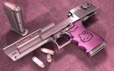 I'm going to have to stock this one! kitty gun