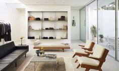 The Row's first store in Los Angeles enhabits a mid-century Californian home | Fashion | Wallpaper* Magazine
