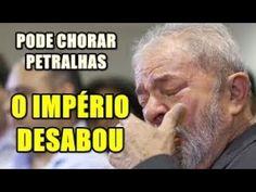 ✔️ URGENTE JUSTIÇA DETERMINA FIM DO INSTITUTO LULA