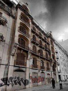 ruin'arte: III ano de Ruin'Arte   Campo Grande - Lisboa