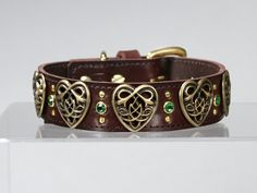 celtic dog collars | CALIFORNIA COLLAR CO - leather dog collars, leashes & accessories ...