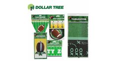 Get your Super Bowl Party Supplies from Dollar Tree/Dollar General