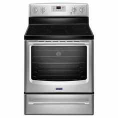 Maytag 6.2 cu. ft. Electric Free-standing Range