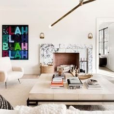 Feature: See Inside the Polished Hampton's Home That Left Our Editors Speechless