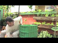 Cláudio Spínola explica como fazer e como usar uma composteira doméstica. Video produzido pelo site Consumo com Atitude