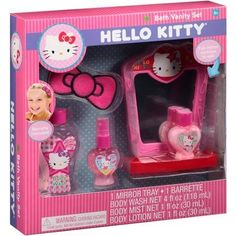 Hello Kitty  Bath Vanity Set >>> Continue to the product at the image link.Note:It is affiliate link to Amazon.
