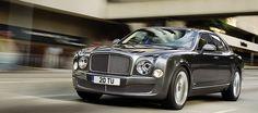 Bentley Mulsanne in Tungsten