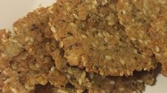 Homemade gluten-free crackers just like Mary's Gone Crackers(R) crackers are easy to make using quinoa, brown rice, and plenty of seeds.