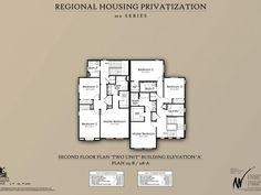 Navy Region Hawaii – Hele Mai Neighborhood: 3 bedroom home floor plan.