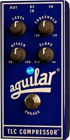 Aguilar TLC Compressor by Aguilar. $189.00