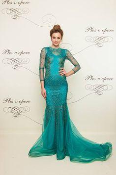 Mária Čírová - Opera Ball 2015 Opera, Formal Dresses, Style, Fashion, Dresses For Formal, Swag, Moda, Opera House, Formal Gowns