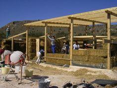 Buen artículo sobre construcción con paja