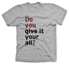 Give All Crew Dk Grey
