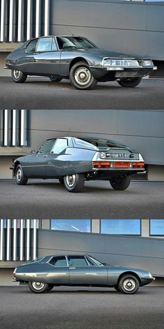 Citroen SM by Maserati Retro Cars, Vintage Cars, Antique Cars, Citroen Ds, Maserati Quattroporte, Top Cars, Amazing Cars, Sport Cars, Motor Car