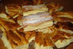 Mindössze pár hozzávalóra van szükség ahhoz, hogy ínycsiklandó finomságot készíts. Ha sós finomságra vágysz, készítsd el a sós tölteléket, ha pedig édes süteményt enne a[...] Cookie Pizza, Romanian Food, Romanian Recipes, Pudding Cookies, Cinnabon, Bread Cake, Russian Recipes, Pastry Cake, Cakes And More