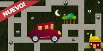 Chin Pum Juegos ofrece juegos didácticos para niños, niñas y hasta para bebés! Juegos infantiles gratis, online y en español. El auto en el laberinto