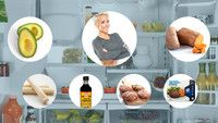 Jessie Hilgenberg: What's In Your Fridge?