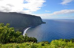 Waipio Valley Lookout-Hawaii-Big Island