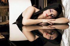 Maia Morgenstern: Sunt geloasa si pe aerul pe care-l respira barbatul meu